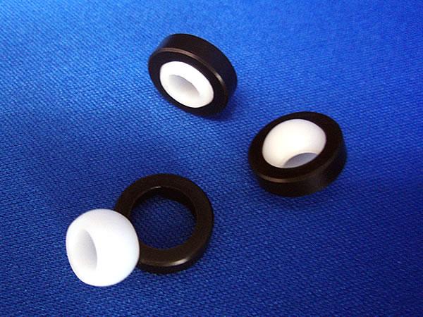 球面すべり軸受け(プラスチック球面軸受け)